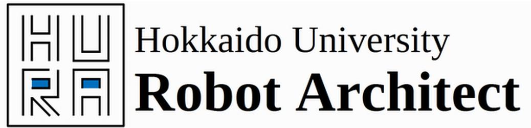 北海道大学ロボットアーキテクト